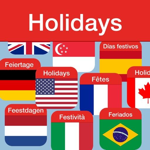 Holidays 2018 edition