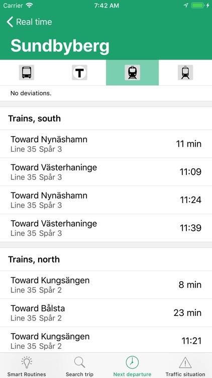 SL Travel Smart screenshot-3