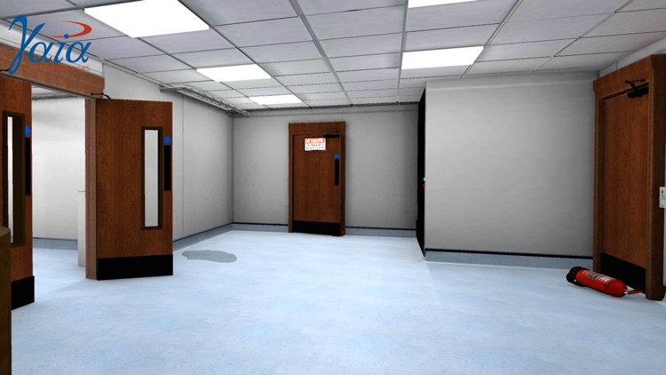 Hospital Hazard Awareness VR