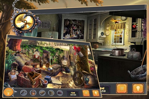 Hidden Objects Lost in Time - náhled