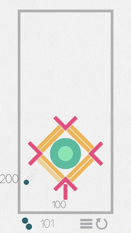 Pull Ball: Blocks and Portals screenshot-7