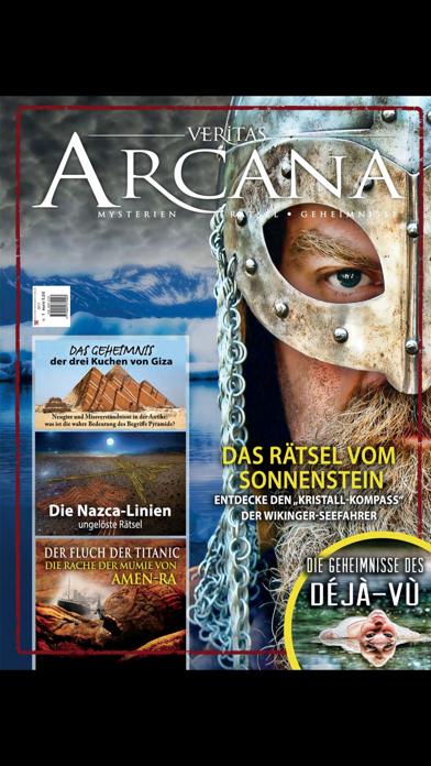 Veritas Arcana DE screenshot 3