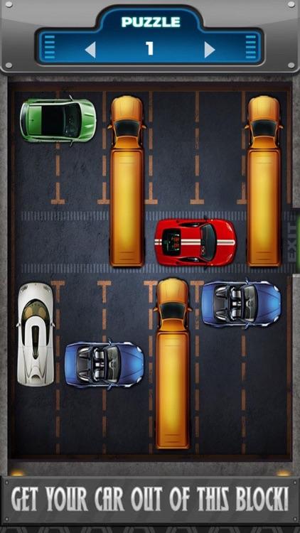 Car Parking Puzzle 2