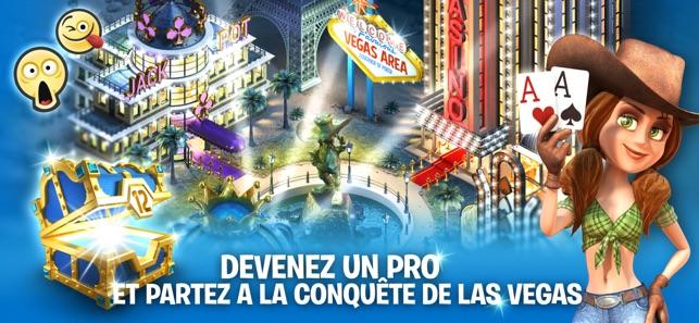 Governor of poker est un jeu gratuit pour la première ville. Si tu souhaites aller au -delà et parcourir toutes les villes de Governor of poker tu...