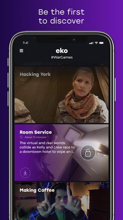 Eko Presents: #WarGames screenshot-4