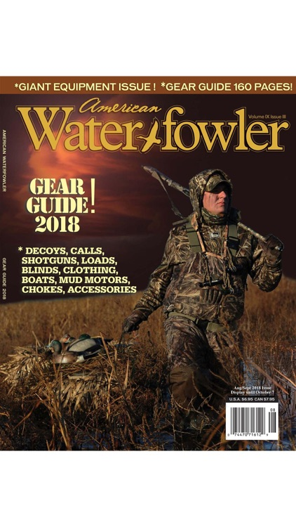American Waterfowler