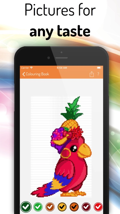 Coloring Book: Color by Number screenshot-3