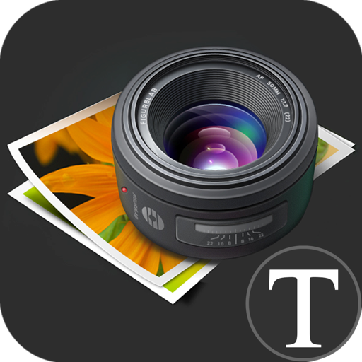 Text & Photo - Picture Text Editor icon
