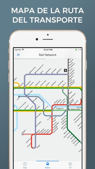 Dublín - Mapas de la ciudadCaptura de pantalla de4