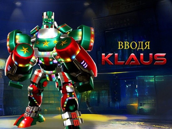 Скачать игру Real Steel World Robot Boxing
