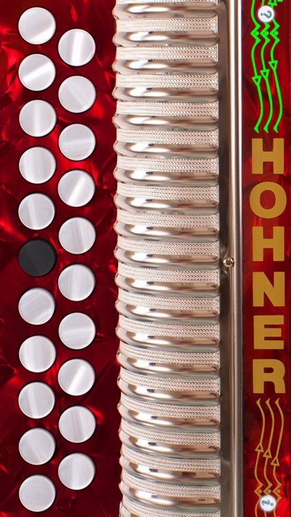 Hohner B/C Mini-Accordion