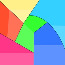 Activities of Tangram Curved Puzzle Game