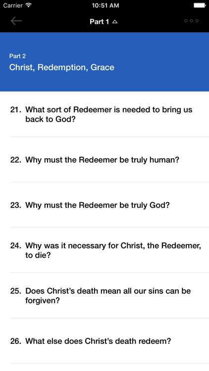 New City Catechism screenshot-3