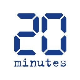 20 Minutes, news en continu