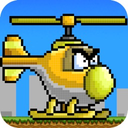 FlappyCopter-Flappy Flyer Challenge
