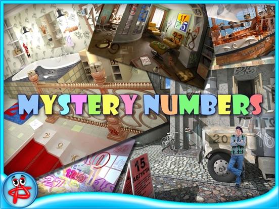 Mystery Numbers: Hidden Object Game screenshot 5