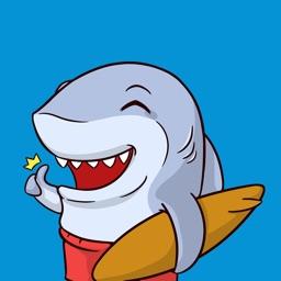 Duke The Surfing Shark