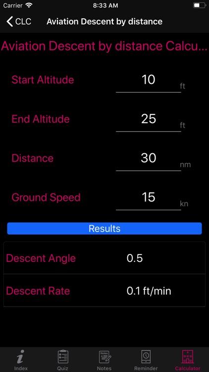 CRJ Flight Checklist screenshot-7