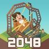 2048 大亨: 游乐园狂熱 (2048 Tycoon)