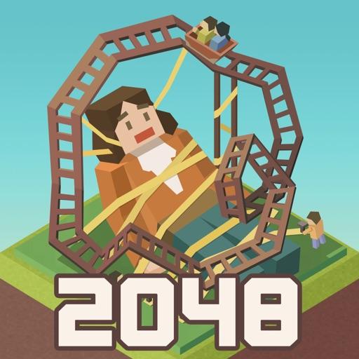 2048タイクーン: 遊園地マニア(2048 Tycoon)
