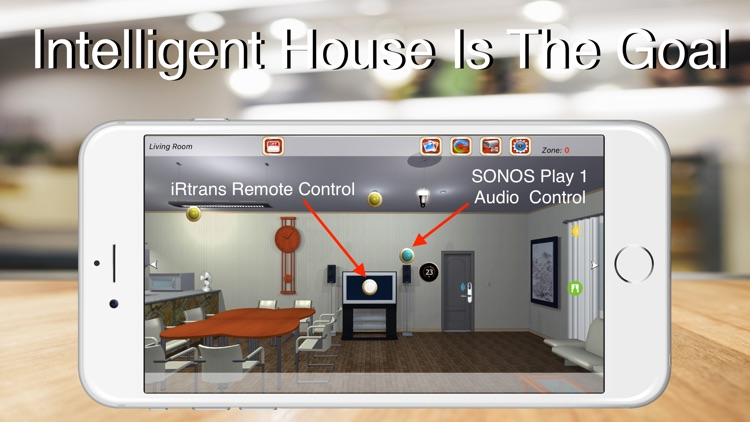 HOS Smart Home IP Control screenshot-6