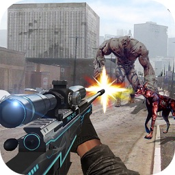 Zombie Shooter Frontier War