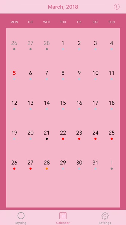 MyRing - Ring Contraceptive screenshot-3