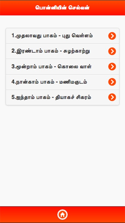 Ponniyin Selvan 1 Audio Ofline screenshot-4
