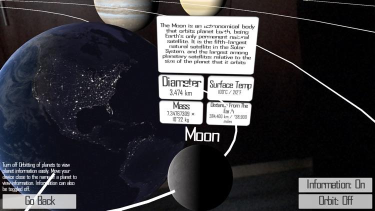 A.R Solar System screenshot-4