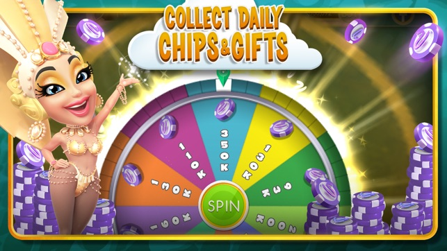 Myvegas slots daily spin poker blackhawk