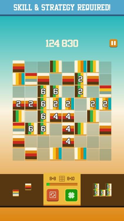Unlucky 13 - Addictive block puzzle game