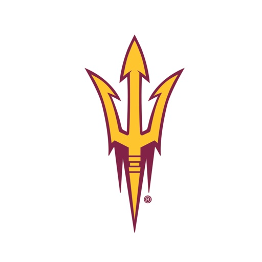 Arizona State Sun Devils Stickers Basic