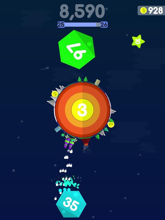 Planet Defender! screenshot 12