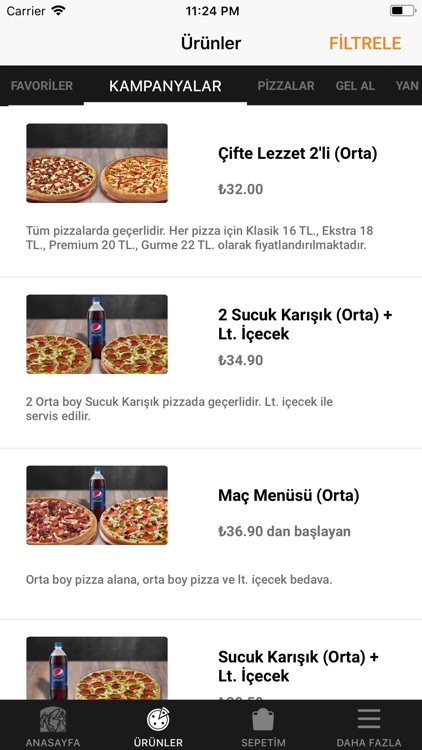 Little Caesars Türkiye screenshot-3