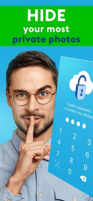 Private Lock Pro: photo vault Screenshot