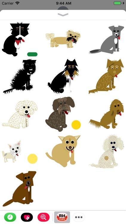 RH Pups