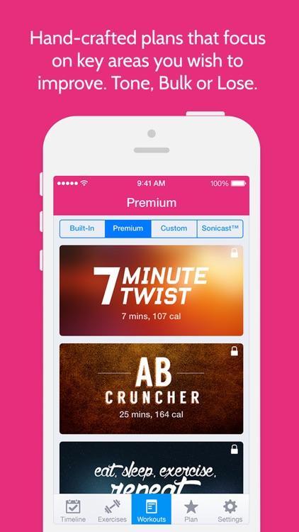 Instant Butt: Workout Trainer screenshot-3