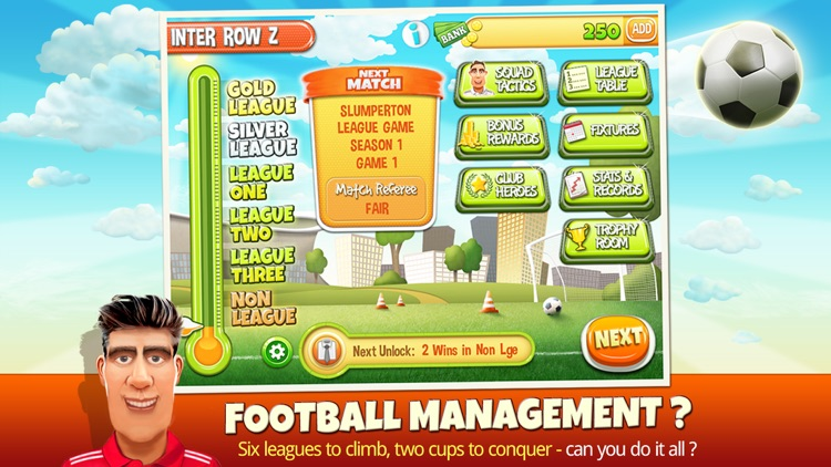 Matchday Hero Football Manager