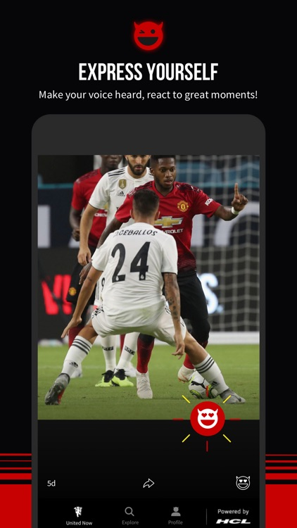 Manchester United Official App screenshot-4