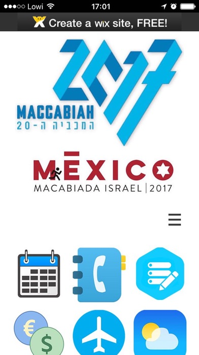 Macabiada 2017 screenshot 1