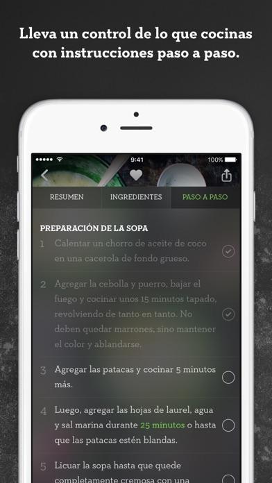 Screenshot for Green Kitchen in Venezuela App Store