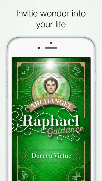 Archangel Raphael Guidance - Doreen Virtue screenshot-0