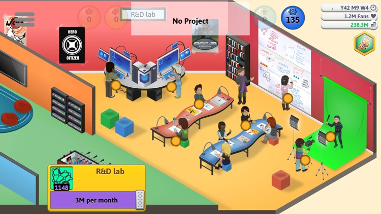 Game Dev Tycoon screenshot-4