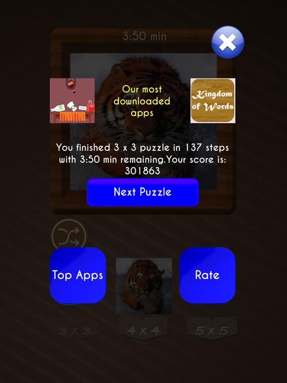 Sliding Puzzle : Tile Game screenshot 10