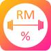 Rep Max-Percentage calculation
