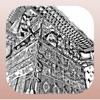 写真で銅版画 - エッチング風写真加工アプリアイコン