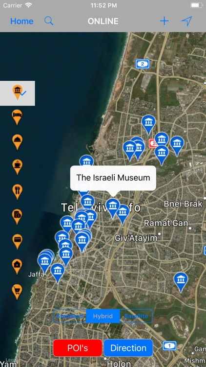 Tel Aviv – Travel Companion