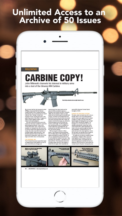 Airgun World Magazine screenshot-3