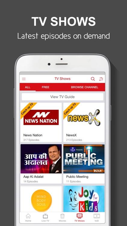 DEN TV+ screenshot-4
