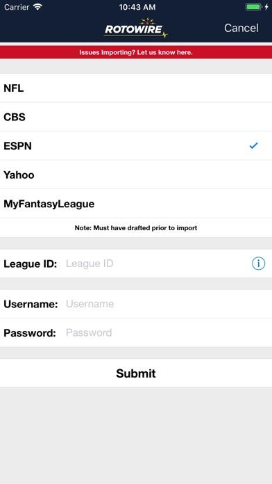 Fantasy Football Assistant '18 screenshot 1